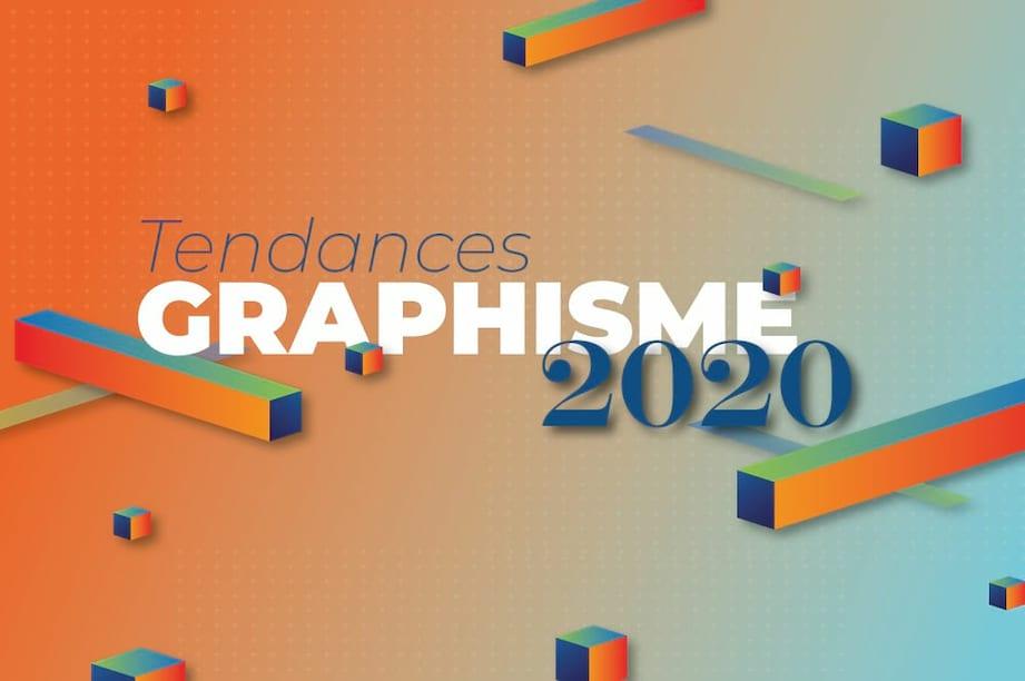 10 tendances du graphisme de l'année 2020